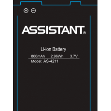 Акумулятор до смартфону Assistant AS 4211 / AS 202